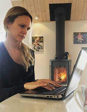swatgym Sanna Wranå mammatränare muskeldelning onlineprogram